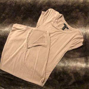t-shirt bodycon midi dress